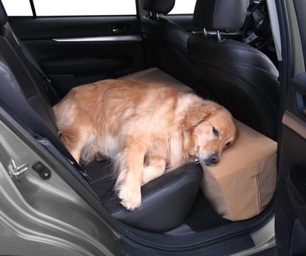 Floppy Ears Design Backseat Seat Extender