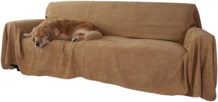 Floppy Ears Design Simple Couch Protector